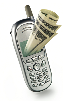 Mobile means money